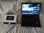"Quantum Biofeedback Indigo with a FREE 15"" Indigo Laptop & Training Materials"
