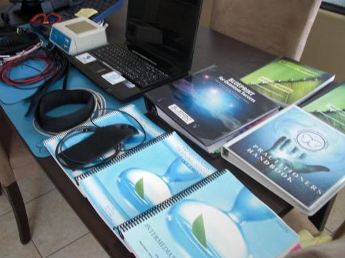 qxci epfx biofeedback interface machine