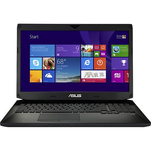 "The 17"" ASUS G750JM-BSI7N24 Laptop"