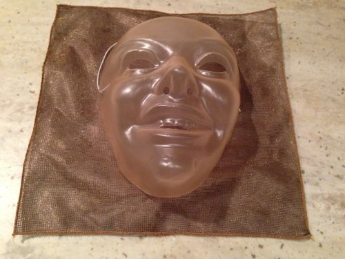 The Silver Lining Face Veil and Mask Kit
