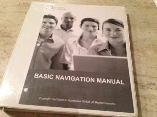 Basic Navigation Manual by The Quantum Academies