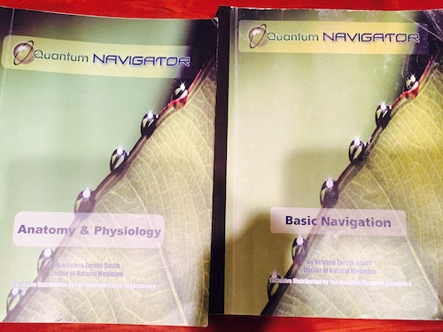 The Quantum Navigator Manuals 1. Basic Navigation 2. Anatomy & Physiology